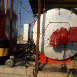 ساخت و تولید دیگ روغن داغ پارس بویلر