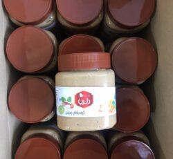 تولید و فروش کره بادام زمینی ایرانی